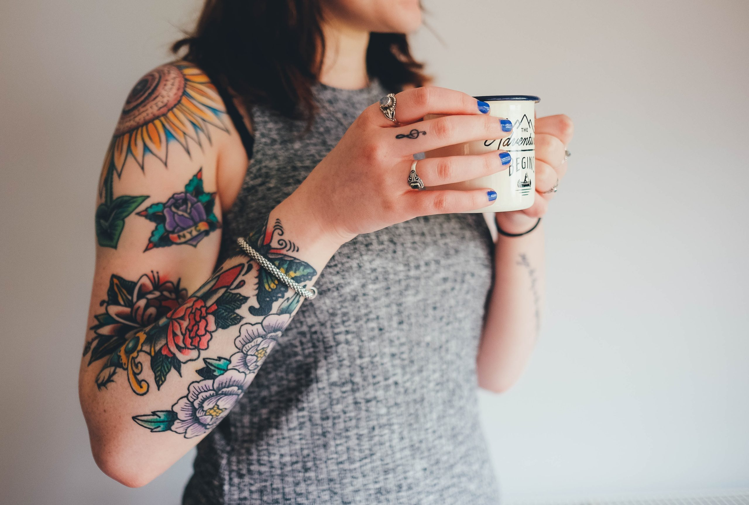 National Tattoo Day, 17 July 2020 – Part I