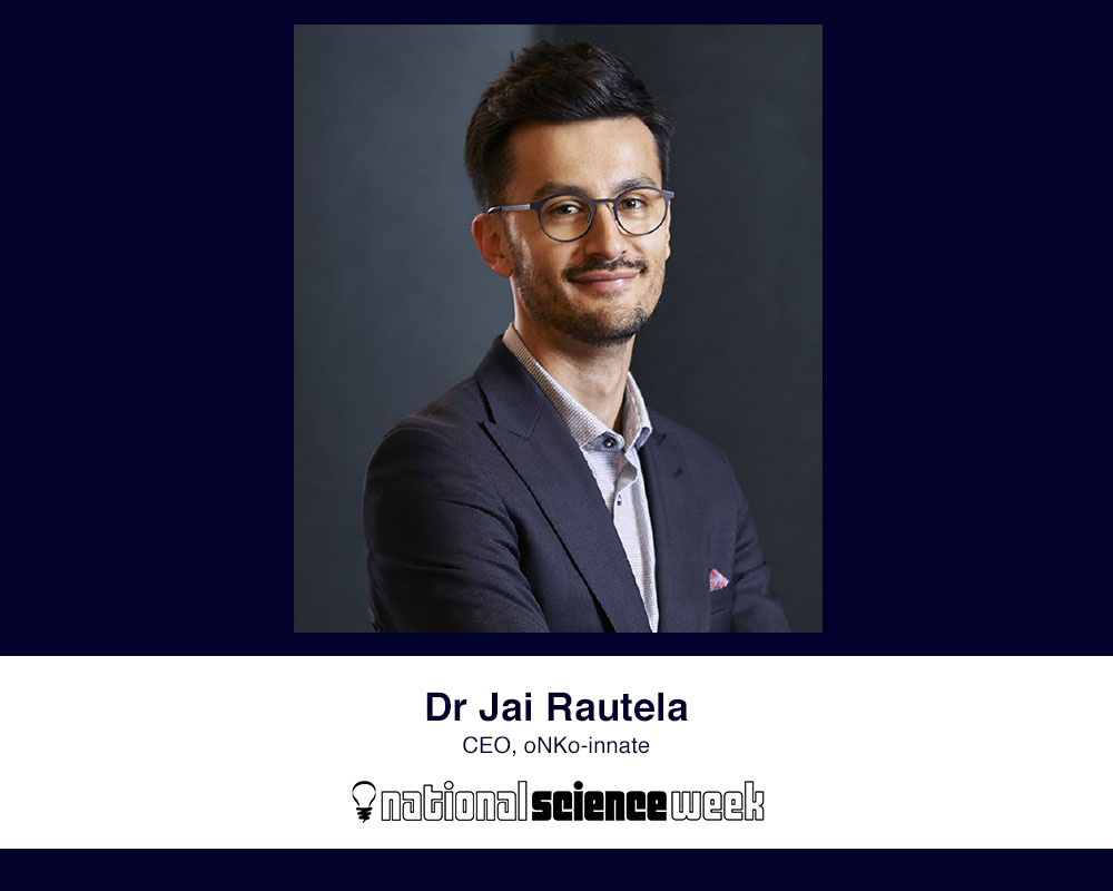 Celebrating National Science Week | Q&A with Dr Jai Rautela